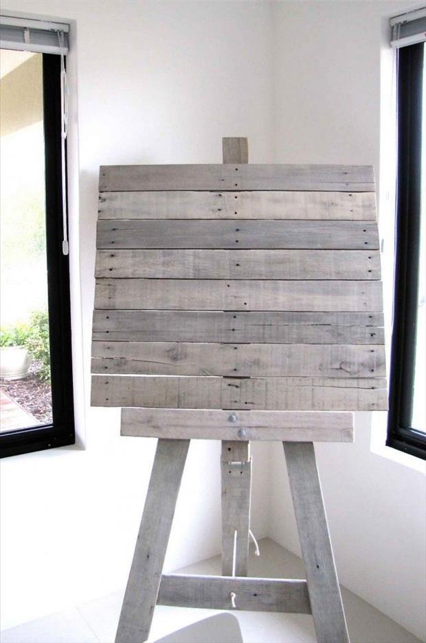 kreative Möbel aus paletten