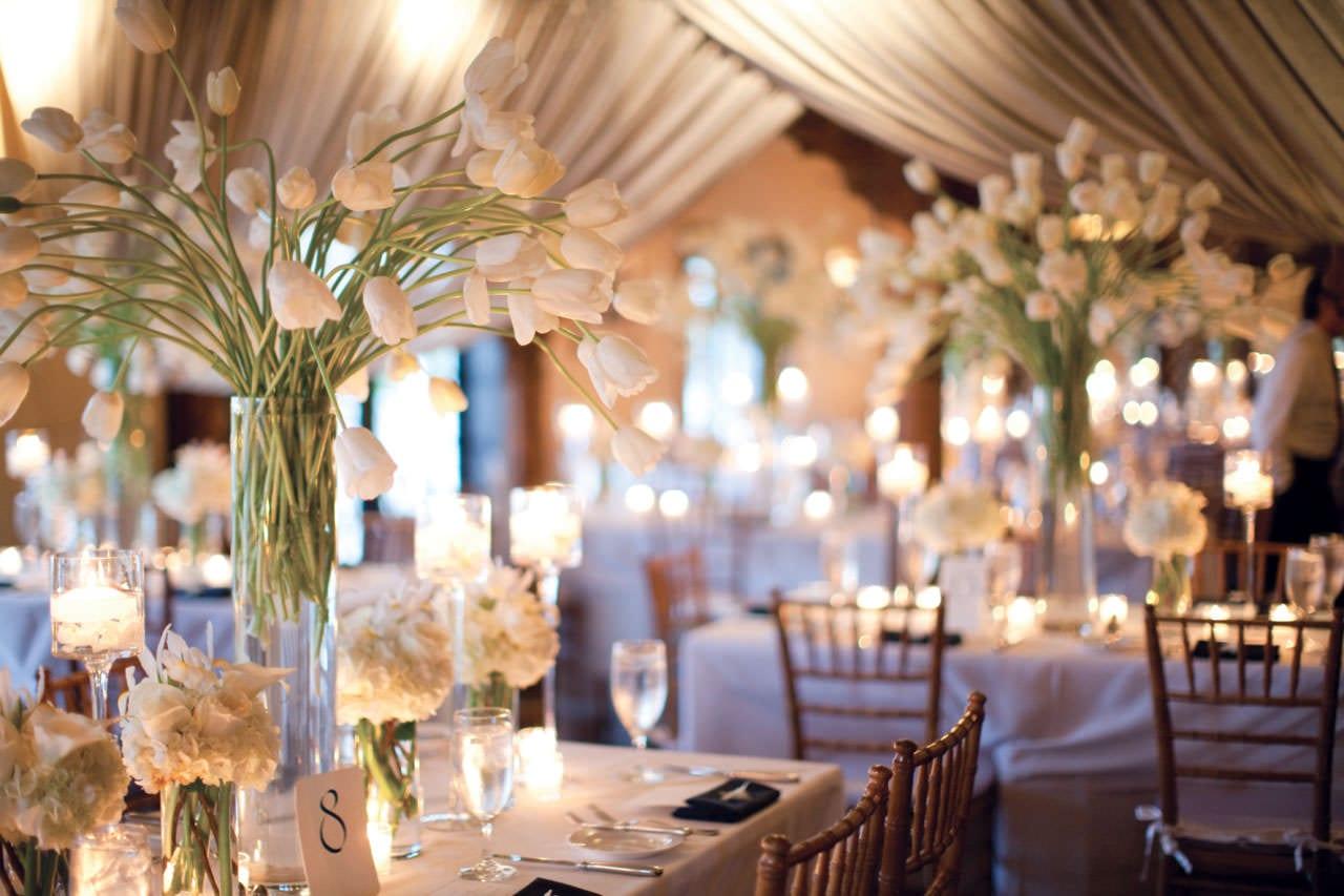 Winter Hochzeit Blumen