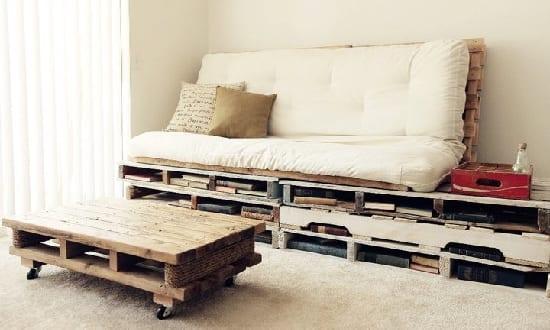 tustikale m bel aus paletten freshouse. Black Bedroom Furniture Sets. Home Design Ideas