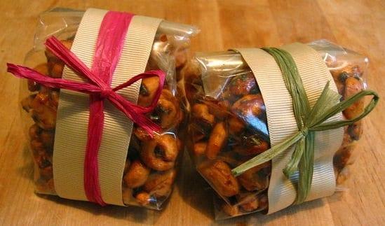 salziges geschenkidee aus der küche
