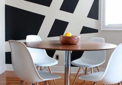 wand streichen ideen f r die k che freshouse. Black Bedroom Furniture Sets. Home Design Ideas