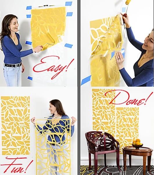 DIY Wandgestaltungsideen