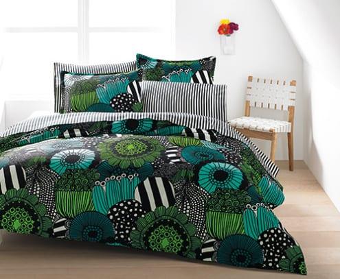 bettw sche perkal marimekko freshouse. Black Bedroom Furniture Sets. Home Design Ideas