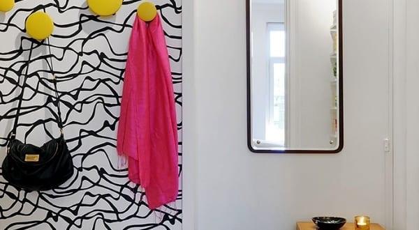 Farbgestaltung flur wanddekoration flur freshouse for Wanddekoration babyzimmer