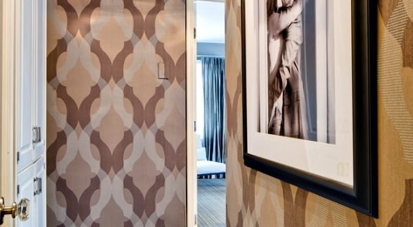Farbgestaltung flur in braun - fresHouse