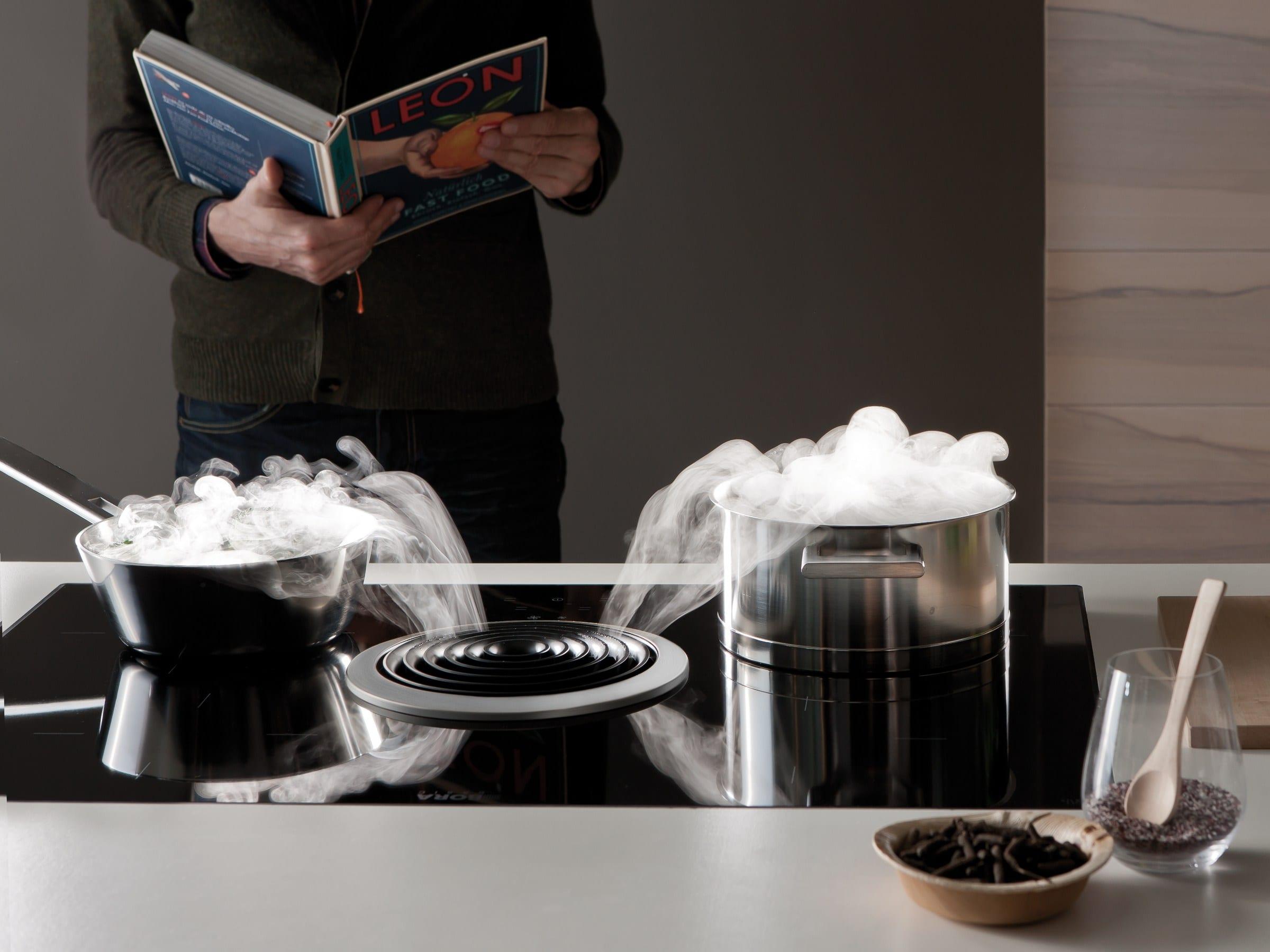 moderner Küchen Absorber