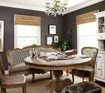 Farbe Taupe - Elegante Wandfarbe Taupe - Freshouse Farbe Taupe Wohnzimmer