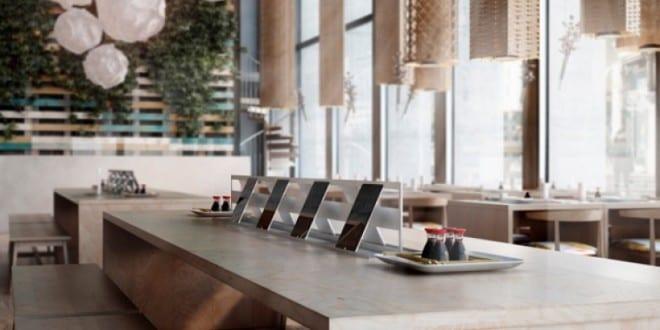 inneneinrichtungs ideen-restaurant el japones - fresHouse