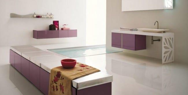 moderne badezimmer gestaltung freshouse. Black Bedroom Furniture Sets. Home Design Ideas