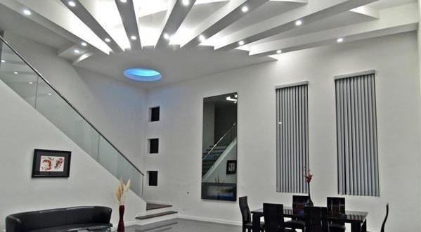Moderne deckengestaltung wohnzimmer freshouse for Deckengestaltung wohnzimmer