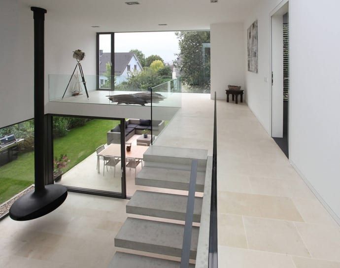 Wohnraumgestaltung  Mezzanine - offene Wohnraumgestaltung - fresHouse