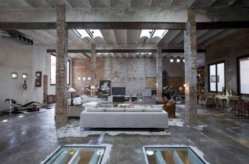Offener wohnraum loft wohnung freshouse for Wohnung design magazin