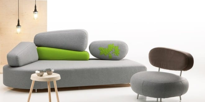 seats and sofas mosspink von kati meyer br hl freshouse. Black Bedroom Furniture Sets. Home Design Ideas