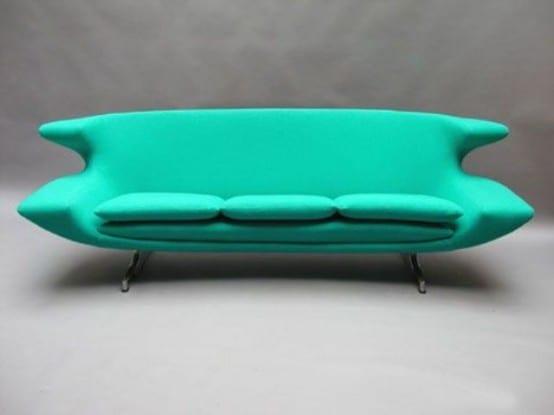 modernes sofa grün