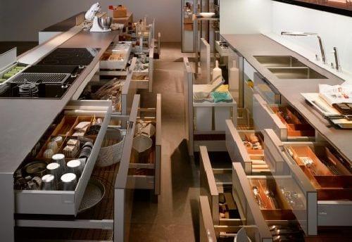 Küchenaufbewahrung - küchen aktuell