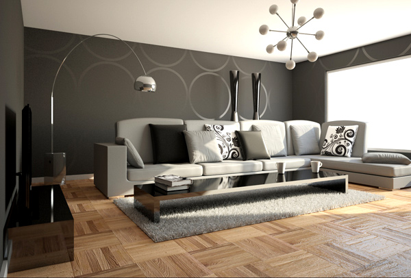 grau wohnzimmer:Grey Living Room Paint Color Ideas