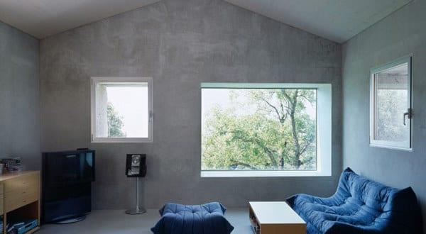 Umbau Kuche Wohnzimmer : umbau kleines hauses- roduit haus - fresHouse