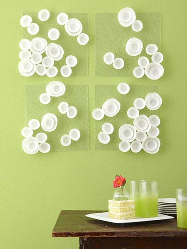 wandgestaltung grün - freshouse, Moderne deko
