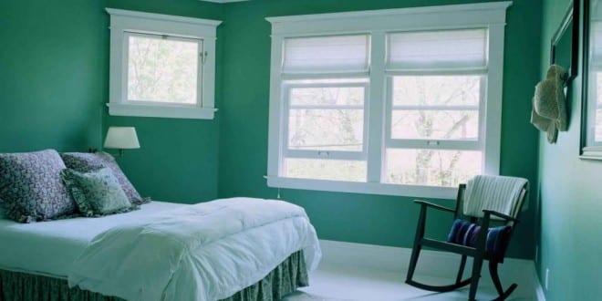 wandgestaltung gr n perlopalgr n freshouse. Black Bedroom Furniture Sets. Home Design Ideas