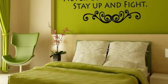 wandgestaltung gr n schlafzimmer gr n freshouse. Black Bedroom Furniture Sets. Home Design Ideas