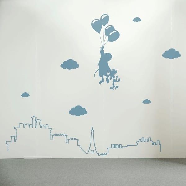 Wandtattoo Kinderzimmer - kreative Kinderzimmergestaltung - fresHouse | {Kinderzimmer wandgestaltung 90}