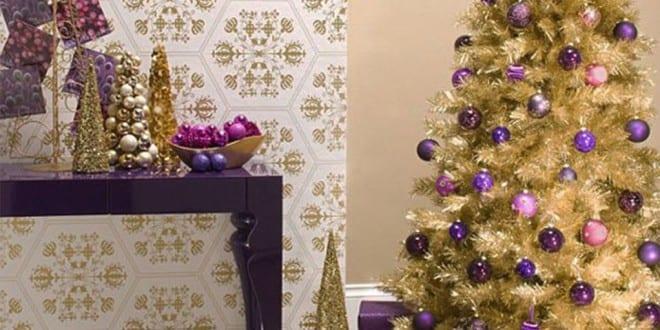 Weihnachtsbaum – bunte Weihnachtsdeko Ideen