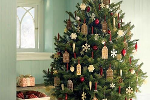 weihnachtsbaum traditionel freshouse. Black Bedroom Furniture Sets. Home Design Ideas
