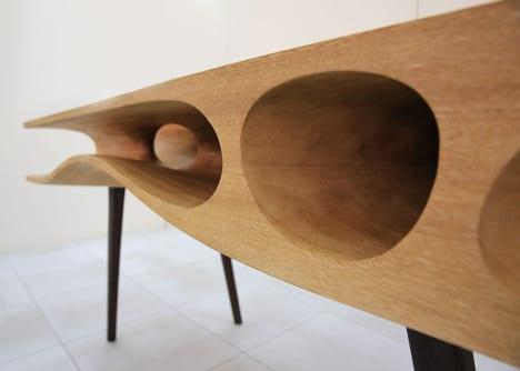 Designermöbel schreibtisch  CATable - designer Schreibtisch und Spielfläche für Katzen - fresHouse