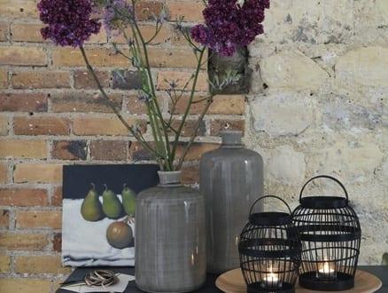 fly m bel und deko grauen terrakottavasen grey freshouse. Black Bedroom Furniture Sets. Home Design Ideas