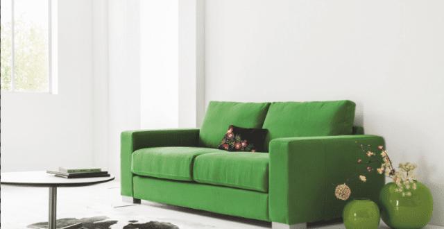fly sofa gr n freshouse. Black Bedroom Furniture Sets. Home Design Ideas
