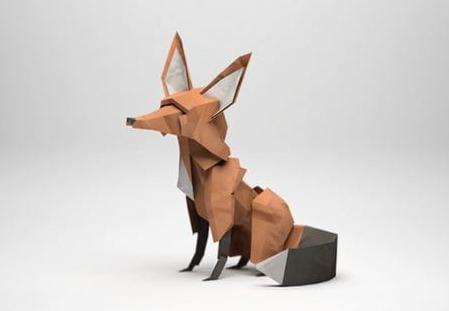Fuchs Origami