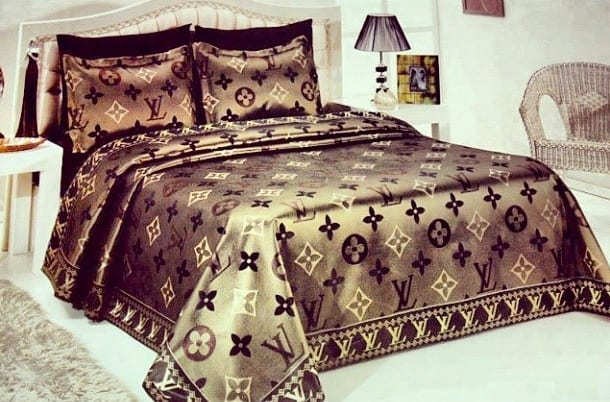 louis vuitton bettw sche freshouse. Black Bedroom Furniture Sets. Home Design Ideas