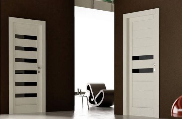 wandfarbe braun kombiniert mit weißen innentüren