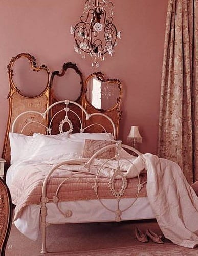 wohnzimmer altrosa:Altrosa Wandfarbe – eine zarte Wandfarbe Palette – fresHouse