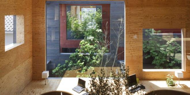 Das Büro MORI x hako – Gestaltung minimalistischer Büroräume