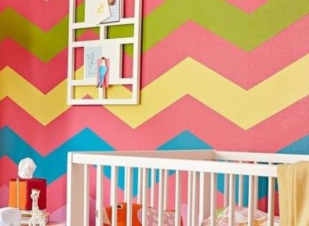 babyzimmer gestalten-farbgestaltung babyzimmer - fresHouse