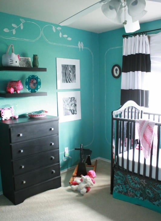 babyzimmer gestalten freshouse. Black Bedroom Furniture Sets. Home Design Ideas