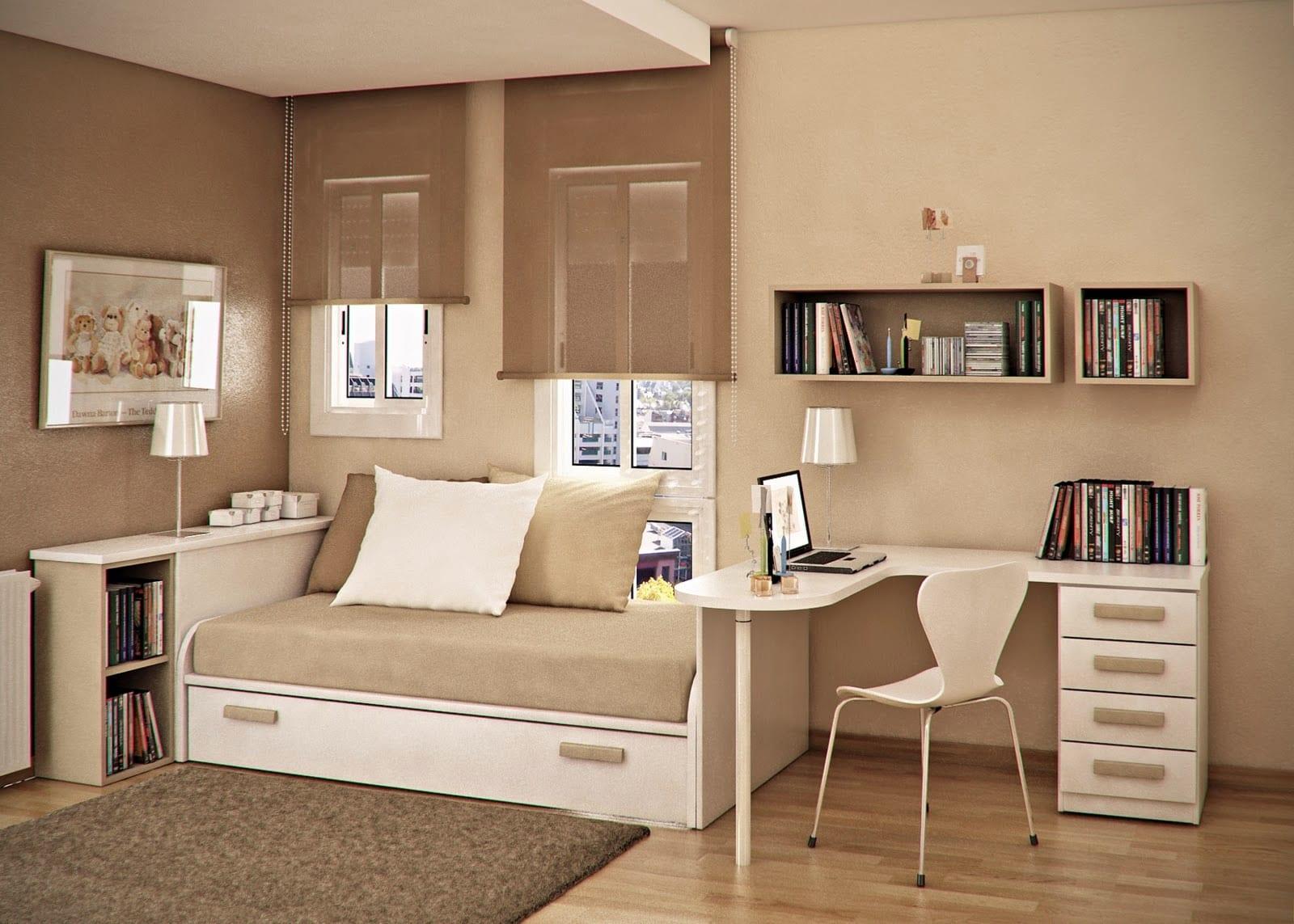 beige wandfarbe - 40 farbgestaltungsideen mit der wandfarbe beige ... - Schlafzimmer Farben Beige
