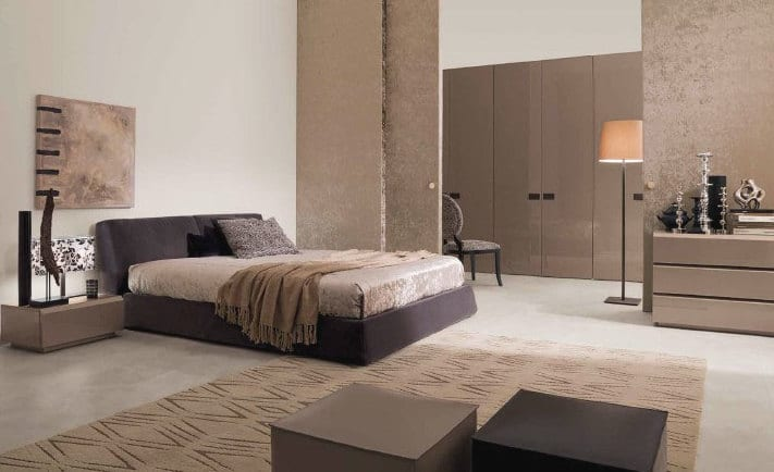 beige wandfarbe 40 farbgestaltungsideen mit der wandfarbe beige freshouse. Black Bedroom Furniture Sets. Home Design Ideas