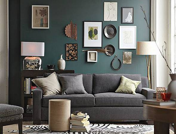 wall decor ideas for small living room bilderrahmen dekorieren kreative wandgestaltung freshouse 27687