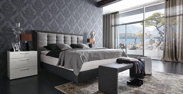 box spring bett evolution kolektion von musterring. Black Bedroom Furniture Sets. Home Design Ideas