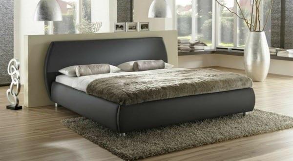 box spring bett modern freshouse. Black Bedroom Furniture Sets. Home Design Ideas