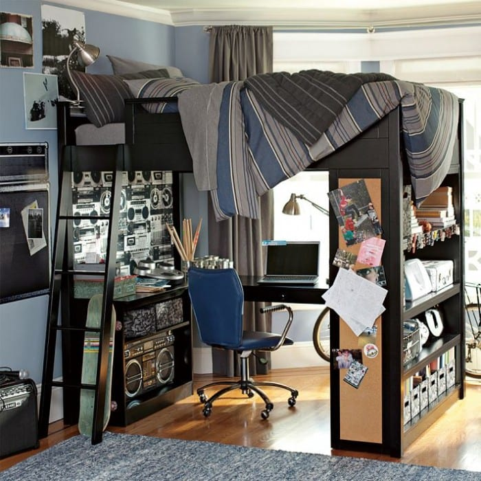 kinderzimmer und jugendzimmer jungen freshouse. Black Bedroom Furniture Sets. Home Design Ideas
