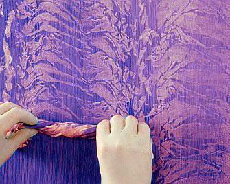 wandmuster streichen-wände streichen ideen