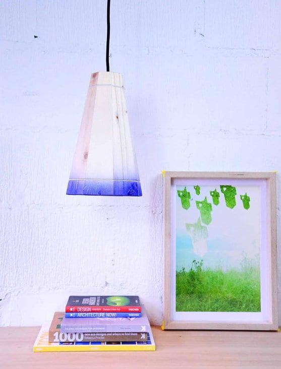 coole palette lampe freshouse. Black Bedroom Furniture Sets. Home Design Ideas