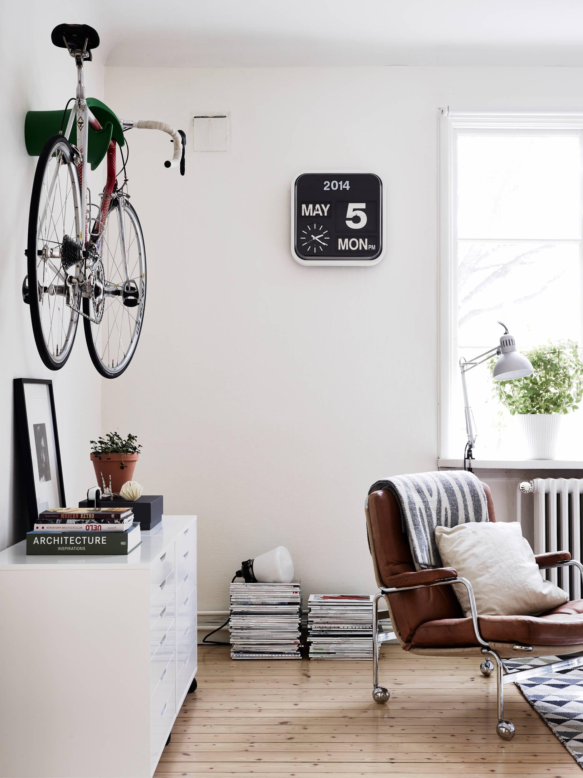 Fahrrad aufbewahrung im wohnzimmer freshouse for Mein zimmer gestalten