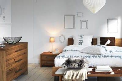 schlafzimmermöbel aus Eichenbaum - fly ch