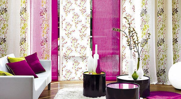 Gardinen dekorationsideen freshouse for Jugendzimmer gardinen