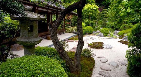 garten ideen- japanischer garten - fresHouse