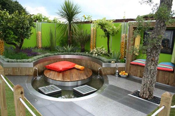 Gartenanlagen Mit Wasser – localmenu.co